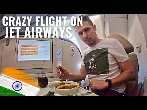 Review: JET AIRWAYS Business Class NIGHTMARE FLIGHT to Mumbai
