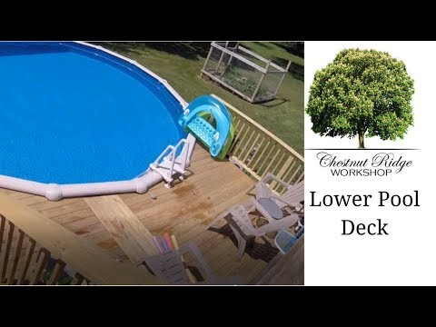 Building A Pool Deck