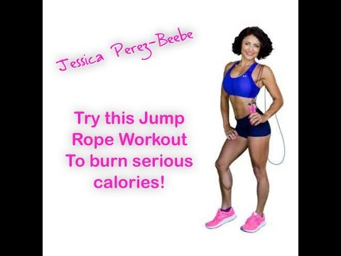 Jump Rope Workout | Blast Fat by Burning Double the Calories