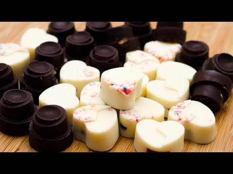 HOMEMADE CHOCOLATE WITHOUT COCONUT OIL & BUTTER l EASY CHOCOLATE CUSTOM MODIFICATION