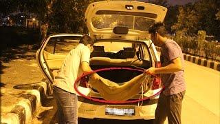 Dead Body Prank (Horrible)   Pranks in India
