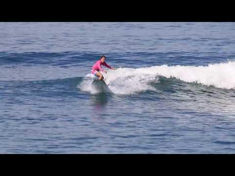 Surfing Beginner Intermediate - Canggu, Bali - October 2016