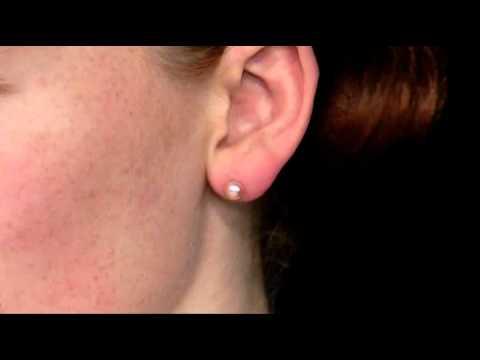 6mm White, Pink & Black Freshwater Pearl Earrings Set   MyJewelryBox