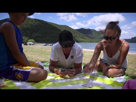 New Zealand's North Island: Family Campervan Roadtrip Adventure