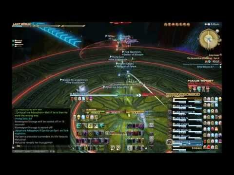 Second Coil of Bahamut - Turn 2 (7) Healer PoV