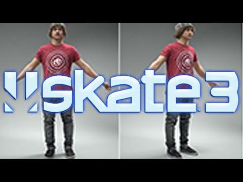 NEW Skate 3 Skater 2016