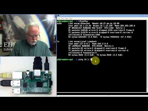 Raspberry PI Linux LESSON 17: Finding the Raspberry Pi IP Address