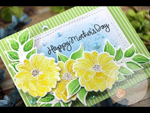 SSS Even More Spring Flowers | AmyR 2018 Mother's Day Series #1