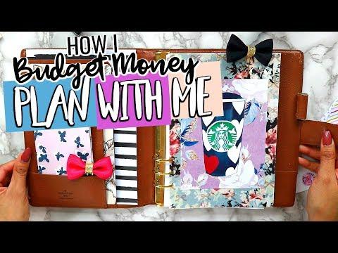 My Secret To Saving/Budget Money Plan With Me | Belinda Selene