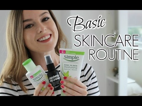 EVERYDAY SKINCARE ROUTINE + TIPS!
