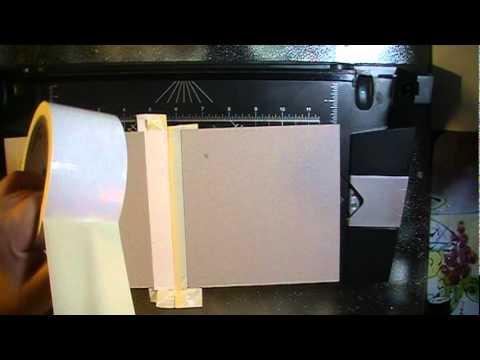 Duct Tape Binding Tutorial