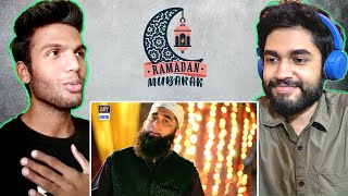 Shan-e-Ramazan Kalaam | Junaid Jamshed & Amjad Sabri - Indian Reaction