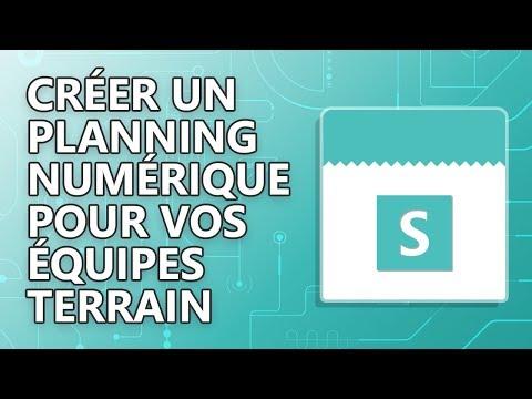 StaffHub - Créer un planning numérique pour vos équipes terrain