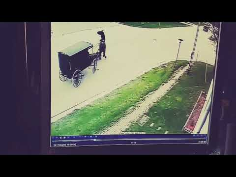 Mennonite Blows a Motor