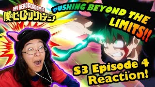 HOLY MACAROONS!! | Kitty Reacts To: My Hero Academia Episode