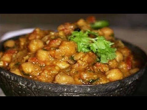 Punjabi Chole Without Onion | Punjabi Chole Recipe By Sanjeev Kapoor | बिना प्याज़ के पंजाबी छोले