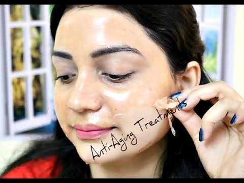 2 Best Anti-Aging Treatments -Skin tightening, face lifting, brightening, erase wrinkles & spots