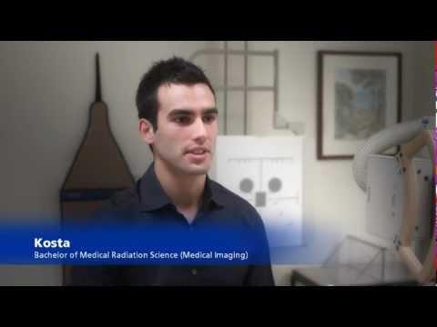 Medical Imaging Graduate, Kosta - University of South Australia