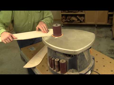 Building an Adirondack Chair Part 1