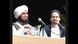 Is the Prophet ﷺ a man like us by Sheikh Hamza Yusuf