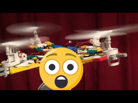 How to build a cheap drone out of K'Nex - Part 2
