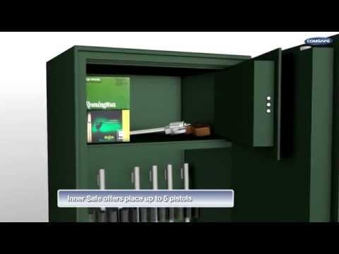 Zeus - Gun Safe product range