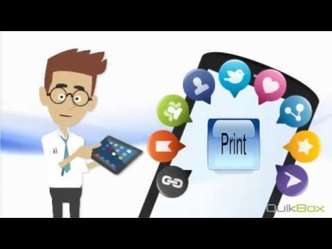 Mobile Printing - Print from your Android device to your network printers Part 2