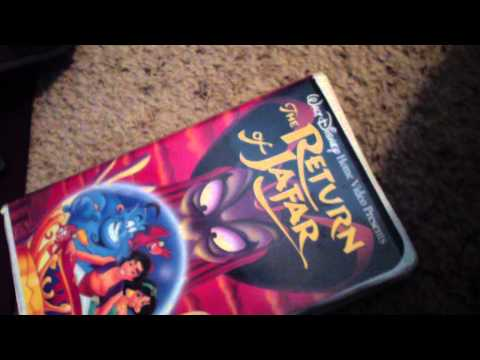 My disney vhs collection part 5