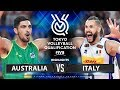 Australia Vs Italy Highlights Mens OQT 2019