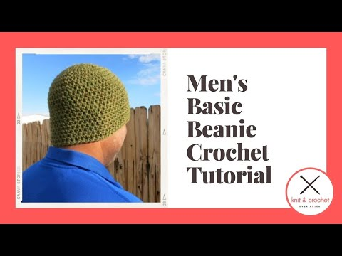 Simple Crochet Beanie Hat Pattern Simple Crocheting