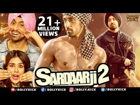 Sardaar Ji 2   Hindi Movies 2018 Full Movie   Diljit Dosanjh Movies   Sonam Bajwa   Monica Gill