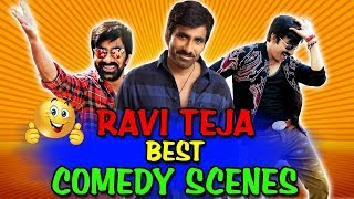 Ravi Teja (2019) New Superhit Comedy Scenes | South Hindi Dubbed Comedy Scenes