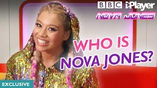Getting to Know Nova Jones! | CBBC