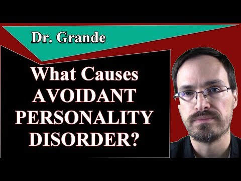 What Causes Avoidant Personality Disorder?