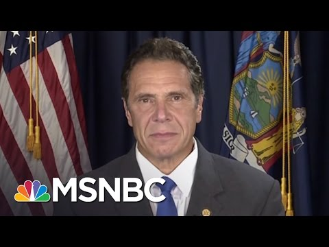 Governor Andrew Cuomo On Federal And State Gun Laws | Hardball | MSNBC