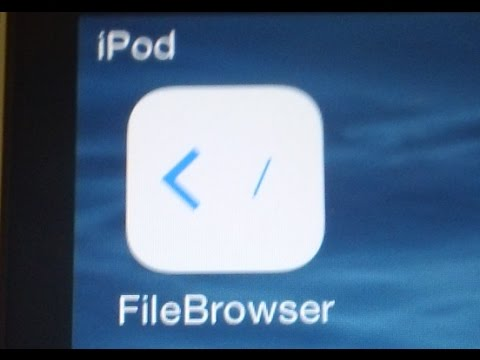 How to get iFile on iOS 7 and iOS 8 (No Jailbreak)