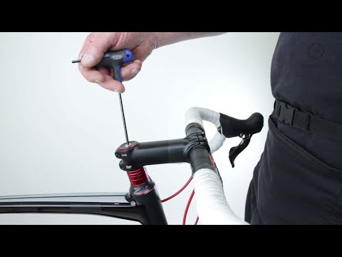 Adjust The Bike Headset On A Threadless Steerer