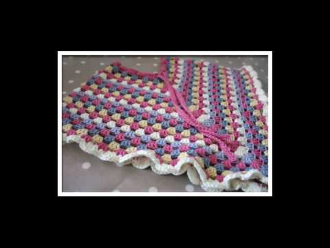 how to crochet shell border