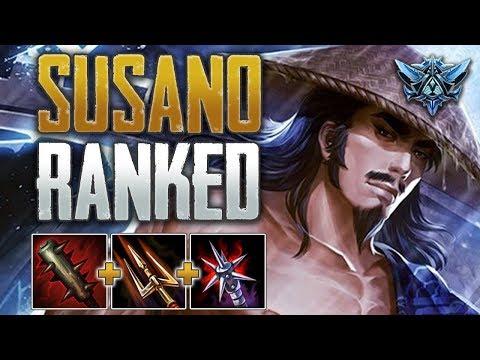 Xxx Mp4 SMITE Ranked Conquest Susano Jungle Learning Fast 3gp Sex