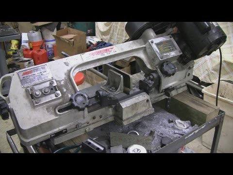 HOW TO ADJUST BANDSAW (4 X 6)