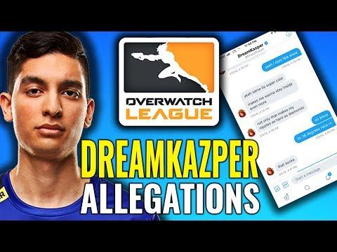 DreamKazper Allegations & Suspension [Overwatch League News & Highlights]