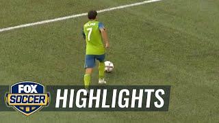 Seattle Sounders FC vs. Houston Dynamo | 2017 MLS Highlights