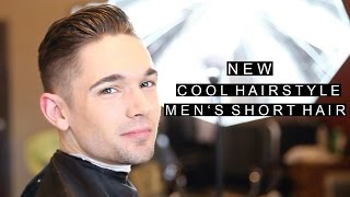 Cool New Hairstyle | Men