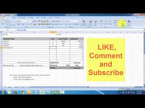 How to Convert Number into Words in Excel In Dollar l Convert number to words in Excel [Tutorial]