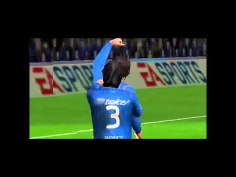 FIFA 12 PSP™:ADELANTO DE EL JUEGO