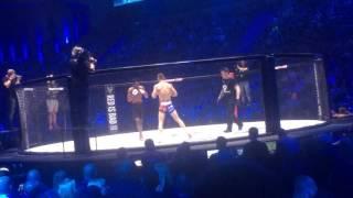 Mateusz Gamrot vs Mansour Barnaoui Cała Walka Full fight ksw 35