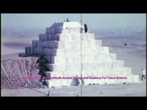 How was the Great Pyramid Built Unknown by Japanese Research.MP4
