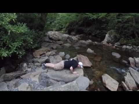 Smokey Mountains Riverbed Burpees