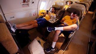 Documentary - FC Barcelona 2015 US Tour