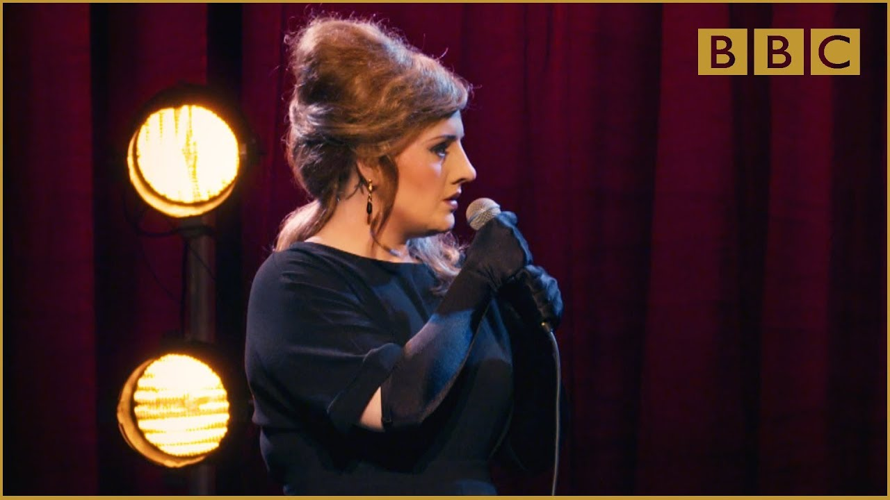 Adele at the BBC: When Adele wasn't Adele... but was Jenny!